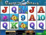 automat zdarma Captain Shark online