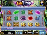 online automat zdarma Cash Wizard