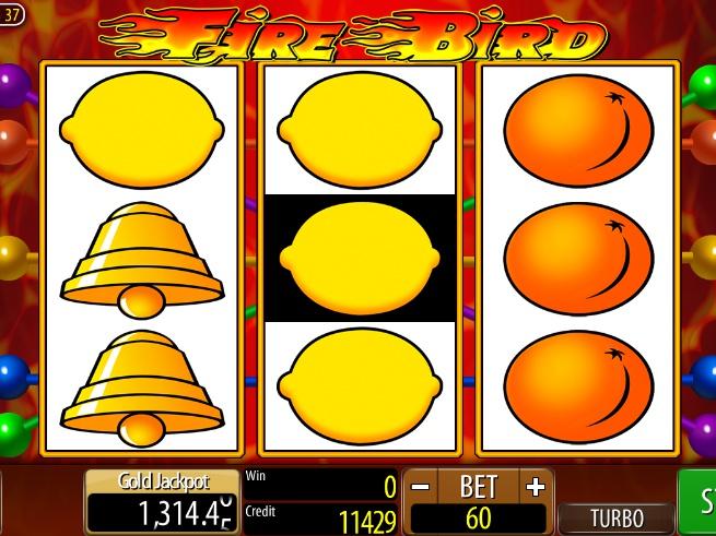 online automat Fire Bird zdarma
