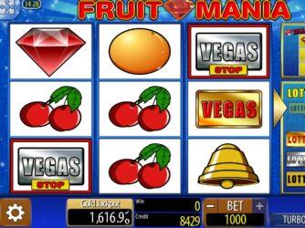 Automat Fruit Mania