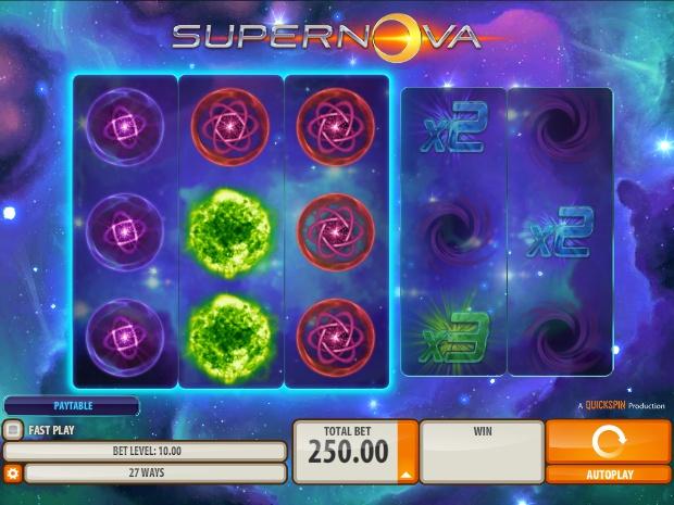 Supernova online automat zdarma