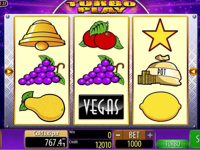 online automat zdarma Turbo Play