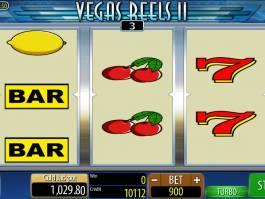 automat Vegas Reels II online zdarma