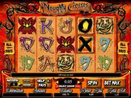 online výherní automat zdarma Naughty Crosses