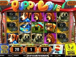 Automat Puppy Love online zdarma