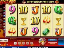 online hrací automat zdarma Sinful Spins