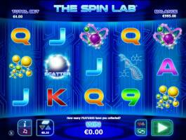 The Spin Lab online casino automat zdarma