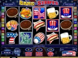 Hrací online automat Bars and Stripes zdarma
