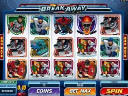 hrací automat Break Away online zdarma