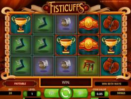 Zdarma online casino automat Fisticuffs