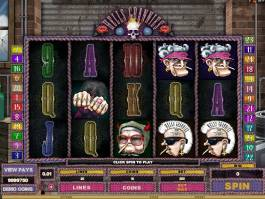 Hells Grannies online automat zdarma