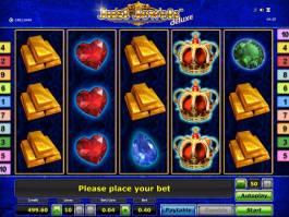 Online herní automat Just Jewels Deluxe zdarma, bez vkladu