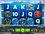 Herní automat Lucky Angler: A Snowy Catch zdarma online