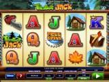 Online casino automat Timber Jack zdarma