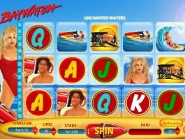 Online automat Baywatch zdarma