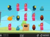 Hrací automat Birds on a Wire online zdarma