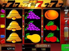 Hrací online automat zdarma Hot 777