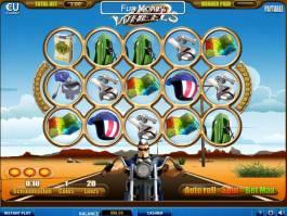 Herní automat Hot Wheels online zdarma