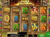 Herní online automat zdarma Lost Treasure