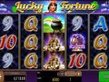 Hrací online automat zdarma Lucky Fortune