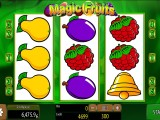 Zdarma online výherní automat Magic Fruits