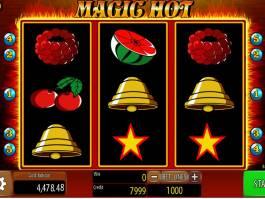 Automat Magic Hot online zdarma