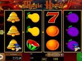 Zdarma online automat Magic Hot 4