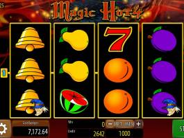 Zdarma online automat Magic Hot 4