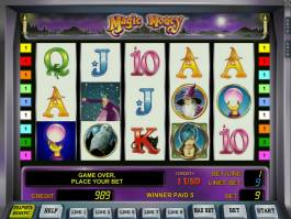 Magic Money online automat zdarma