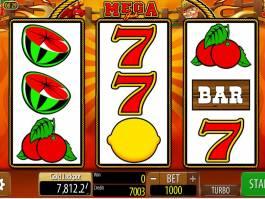 Online automat Mega Jack zdarma