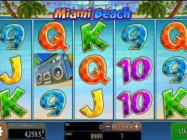 Online automat Miami Beach zdarma
