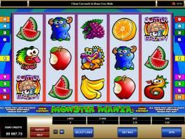 Herní online automat Monster Mania zdarma