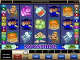 Casino automat Moonshine online zdarma