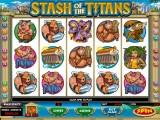 Hrací automat Stash of the Titans zdarma online