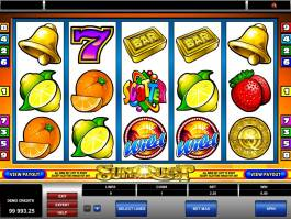 Automat online zdarma Sun Quest