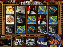 Herní online automat The SlotFather zdarma