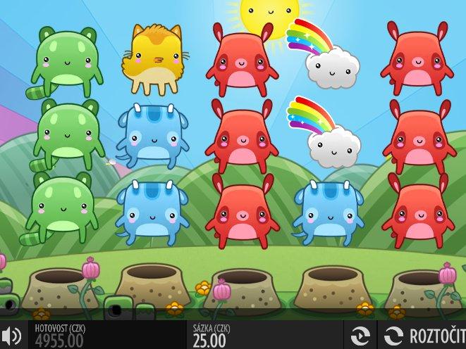 Hrací automat Toki Time zdarma online