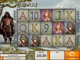 Herní online automat Beowulf zdarma
