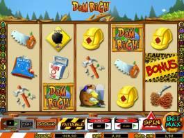 Zdarma hrací automat Dam Rich