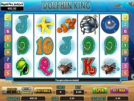 Automat Dolphin King bez registrace