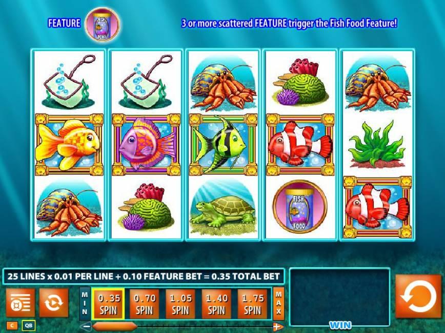 Gold Fish casino automat online