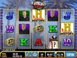 Online automat zdarma Pawn Stars
