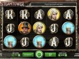 Hrací automat Steam Tower zdarma