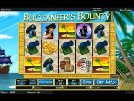 Online hrací automat Buccaneer´s Bounty