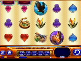 Buffalo Spirit casino automat zdarma