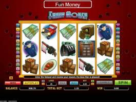 Automat Funny Money online zdarma