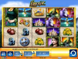 Zdarma online automat Lancelot