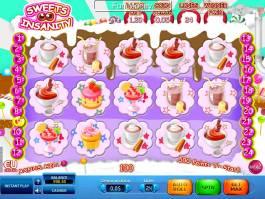 Hrací online automat Sweets Insanity