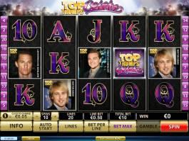Zdarma hrací automat Top Trumps Celebs bez vkladu