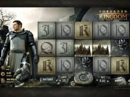 Online zdarma hra Forsaken Kingdom bez registrace